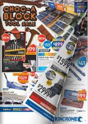 Kincrome Catalogue
