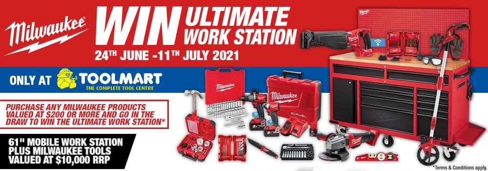 Milwaukee Ultimate Workstation