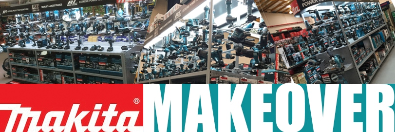 Makita Makeover