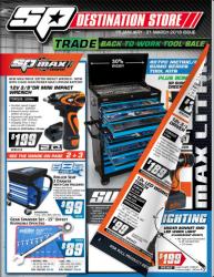 SP Tools Catalogue