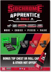 Sidchrome Apprentice Bonus Deals