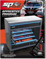 SP Tools Apprentice Program