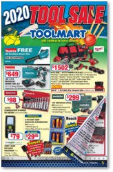Toolmart Tool Catalogue