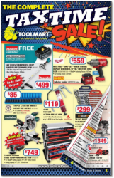 Toolmart Tool Catalogue